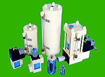 空油変換タンクと補器